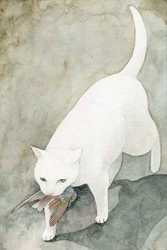Watercolor Kat