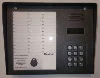 Portafon Megafon Audio kaputelefon központ