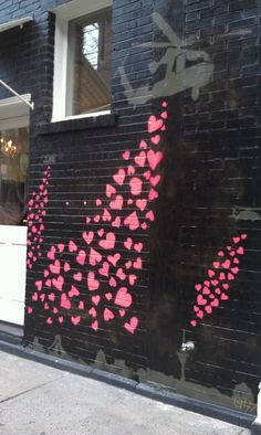 Outside the little cupcake shop in SoHo | via tumblr#Repin By:Pinterest++ for iPad#