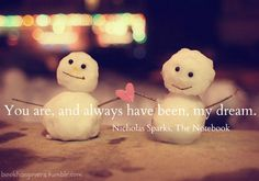 one of the best love quotes around  love love quotes   nicholas sparks