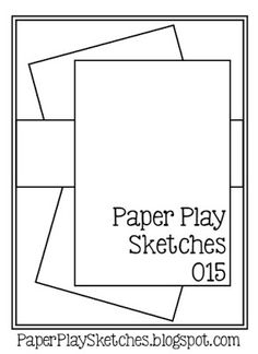 Paper Play Sketches Ch# 15                                                                                                                                                                                 More