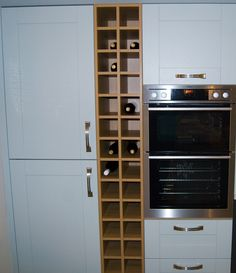 Tall 1970mm wine rack unit