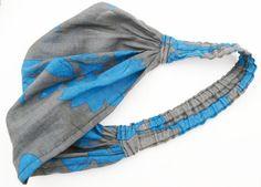 Косынка повязка на голову: мастер-класс по пошиву