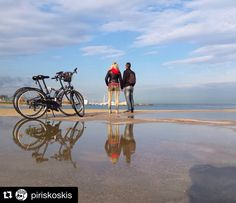 Instagram picutre by @mickeymotos: #Repost @piriskoskis with @repostapp.  [ENG] After the storm always comes calm! Enjoy it!  [CAT] Després de la tempesta sempre arriba la calma!! Gaudiu-la!  [RUS]  После бури всегда наступает спокойствие! Наслаждайся этим!  #MickeyMotos #rent #rentshop #rental #bike #bicycle #motorbike #scooter #ebike #electricbike #велосипед #мотоцикл #аренда #spring #family #happy #beach #sun #beauty #awesome #CostaBrava #costabarcelona #Maresme #PinedadeMar #Calella…
