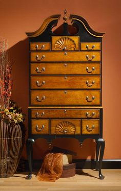 Highboy Furniture  -  The highboy furnitureis a tallchest of drawersthat is usually made in two separate pieces. The bottom piece is much like alowboy, a short ches... Check more at http://www.xtend-studio.com/19314-highboy-furniture/