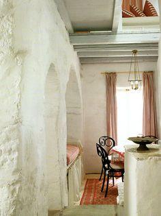 Tringles et accroches rideaux