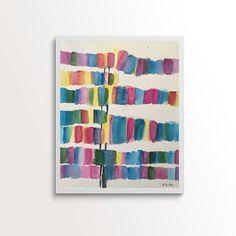 Aquarell abstrakt Handgemalt . Maße: 30 x 40 cm Aquarell auf 300g/qm Papier. Verwendet werden ausschliesslich Künstlerfarben. Das Werk ist von der Künstlerin auf der Vorderseite signiert. Alle Rechte an den Bildern und Drucken liegen bei der Künstlerin. Das Bild wird ohne