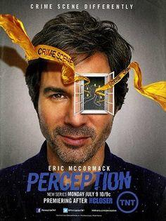 Perception - 3.Sezon Tüm Bölümler - HDTV x264