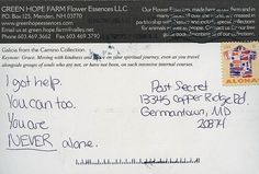 PostSecret : For the first time, my life has promise and direction.  I forgive anyone and everyone in the past who has hurt me, even myself.  I bless these experiences and let them go.  They are no longer a part of my reality I'm including my rapist too.