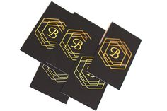 Business Cards // Black & Gold // Benny Etienne Black Business Card, Business Cards, Black Gold, How To Memorize Things, Events, Happenings