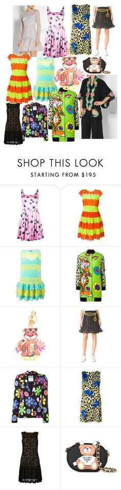 """Moschino Tiger....🐯"" by lalu-papa ❤ liked on Polyvore featuring Temperley London and Moschino"