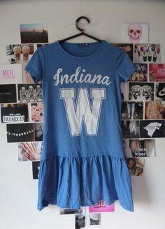 Kup mój przedmiot na #Vinted http://www.vinted.pl/kobiety/krotkie-sukienki/9734508-niebieska-sukienka-sinsay-34-xs