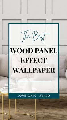 Feature Wallpaper, Wood Wallpaper, Budget Home Decorating, Interior Decorating, Rustic Home Interiors, Country Farmhouse Decor, Small House Design, Diy Wall Decor, Contemporary Interior