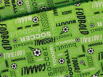 HILCO Jersey * Fußball Schriften * hellgrün