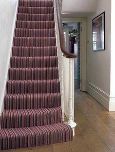 lovehome.co.uk: Striped carpet design ideas