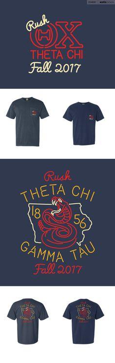 204691 - Drake Theta Chi | Rush '17 - View Proof - Kotis Design