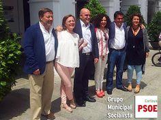 Grupo Municipal Socialista de #Cartaya junio 2015