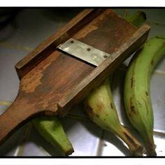 "Plantain Chips ""Mariquitas"" Cuban delight!  I love making this <3 YUM! - Pixdaus"