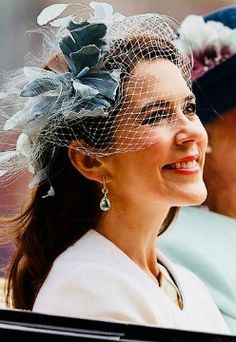 Mary, Crown Princess of Denmark, Countess of Monpezat, R. is the wife of Frederik, Crown Prince of Denmark. Princess Marie Of Denmark, Royal Princess, Crown Princess Mary, Greek Royalty, Danish Royalty, Denmark Fashion, Prince Frederik Of Denmark, Casa Real, Danish Royal Family