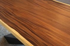 Monkey Pod / Raintree dinning room table with bespoke metal base and wooden trestle Counter Top Sink Bathroom, Complex Art, Dinning Room Tables, Slab Table, Metal Fabrication, Houzz, Butcher Block Cutting Board, Metal Working, Countertops