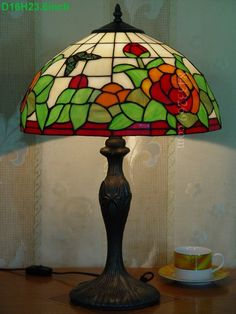 Butterfly Tiffany Lamp	16S5-50T311