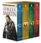 A Game of Thrones 4-Book Boxed Set (Song of Ice and Fire Series)