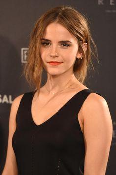 Emma Watson – Regression photocall in Madrid 27.08.15