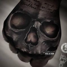 New Tattoos, Skull, Skulls, Sugar Skull