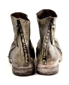4569e61b72b0 Andrew McDonald Shoemaker Leather Boots
