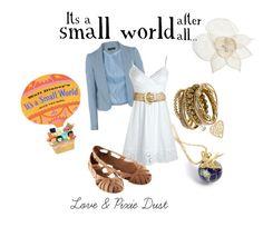 its a small world disney fashion