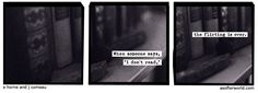 (let the hunt begin.) a softer world