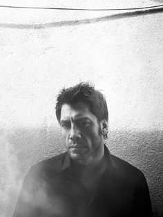 Javier Bardem. He's so mysterious and sexy.