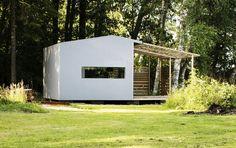 Mini House:48時間で組み立てられる家