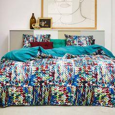 Slaapkamer lookbook: kies voor kleur