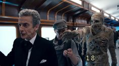 Peter Capaldi, Doctor Who #12, Mummy on the Orient Express 8.8