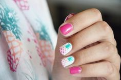 438 best spring and summer nails images  nails summer