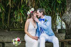 Casamento Na Praia | Vestida de Noiva | Blog de Casamento por Fernanda Floret