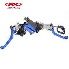 38.94$  Watch now - FX CNC 7/8 Clutch Brake Levers Master Cylinder Reservoir  For Honda SL230 1997-2004 CRF230F 2003-2009 CRF250X 2004-2014  #aliexpresschina