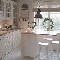 Hi~ I am a big shabby chic fan. I also love anything that makes a room or space cozy, pretty, and...