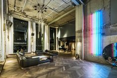 New Amsterdam events space comes into its own as one of the world's most extravagant hotel rooms...