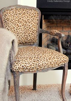 Ten Ways to make a Granny Chair Look Hip Rough Luxe Lifestyle