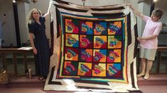 Front of Pippa's quilt by Connie Backus-Yoder Quilts, Blanket, Quilt Sets, Quilt, Rug, Log Cabin Quilts, Blankets, Lap Quilts, Quilling