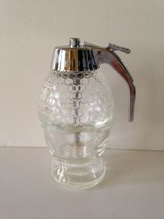 Vintage Honey and Syrup Dispenser by LaDolfina on Etsy, $15.00