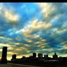 Buffalo, NY - home!