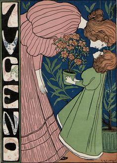 Jugend - 1896 - Illustration - from Vintage Blog