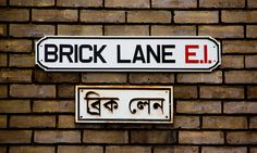 I studied Middle Eastern literature in London a few weeks after the terrorists bombings of 2005.  We spent a lot of our time exploring Brick Lane. It is one of the coolest experiences I've had.  I'd love to go back.   Brick Lane, via Flickr.