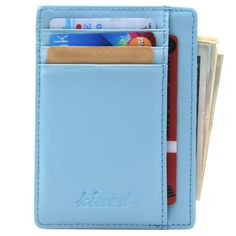 Slim Wallet RFID Front Pocket Wallet