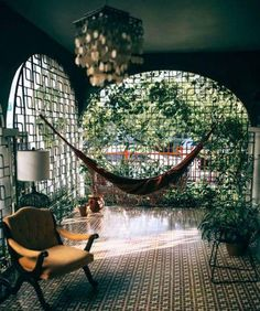 shaded outdoor room - Ana Rosa