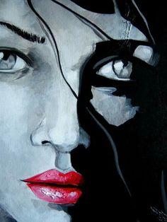 Gioia cordovani Batman, Artists, Superhero, Face, Fictional Characters, The Face, Fantasy Characters, Faces, Artist