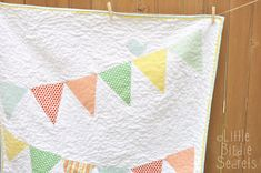Little Birdie Secrets: try something new {how i fell in love with quilting}